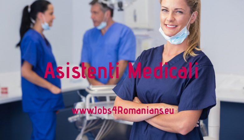 Asistenti Medicali www.jobs4romanians.eu
