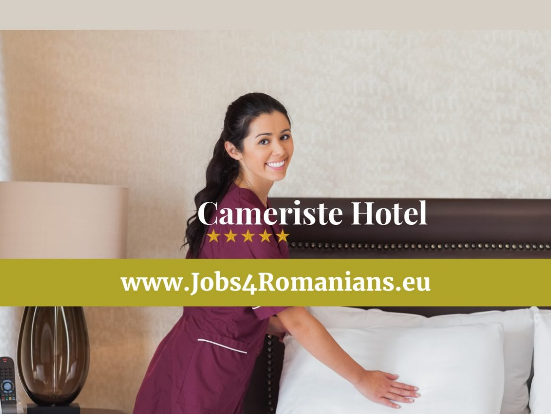 Joburi Cameriste Germania