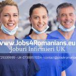 Joburi Infirmieri UK www.jobs4romanians.eu