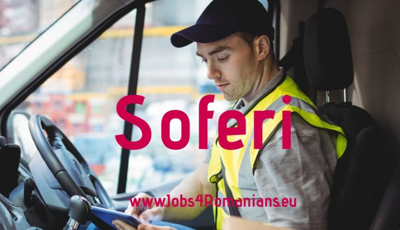 Soferi www.jobs4romanians.eu